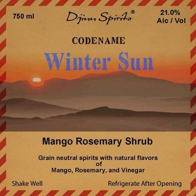 0.Winter Sun - 750ml